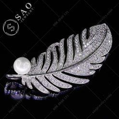PHỤ KIỆN CÀI ÁO NỮ chiếc bạc 925 cao cấp